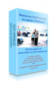 Retire in Thailand EBook